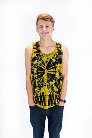 mens-tank-top-tie-dye-yellow