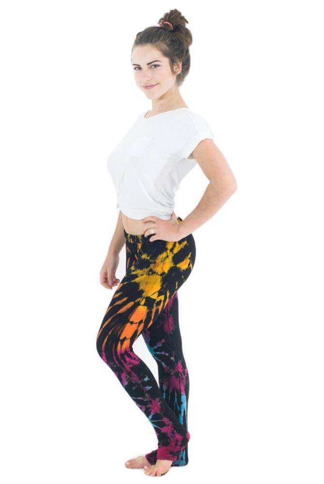 Rainbow Tie Dye Leggings - Koia Collective