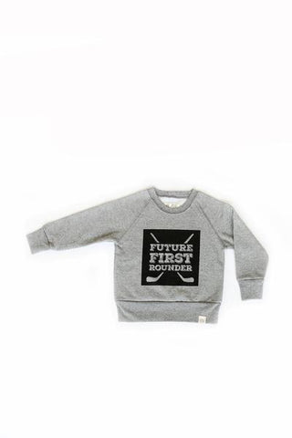 Future First Rounder Kid's Sweater