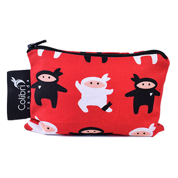 Ninja - Reusable Snack Bag