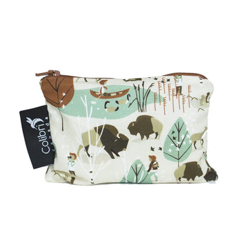 Nature Walk Reusable Snack Bag