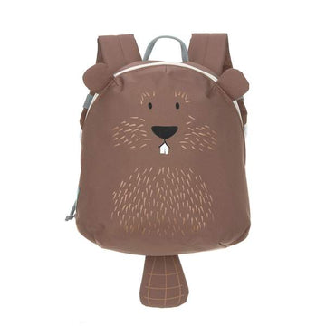 Lassig Tiny Backpack - Beaver