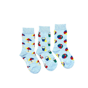 Beach Kids Socks