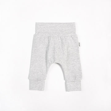 Heather Grey Grow With Me Pant