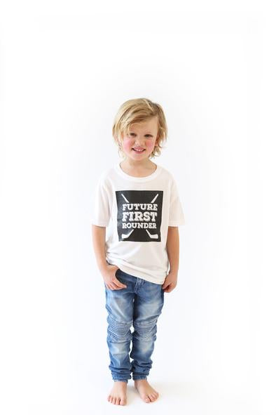 Future First Rounder Youth Tee