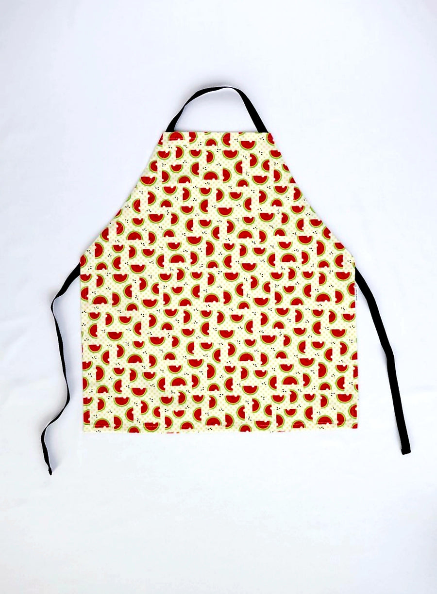 Little Worker Apron - Watermelon