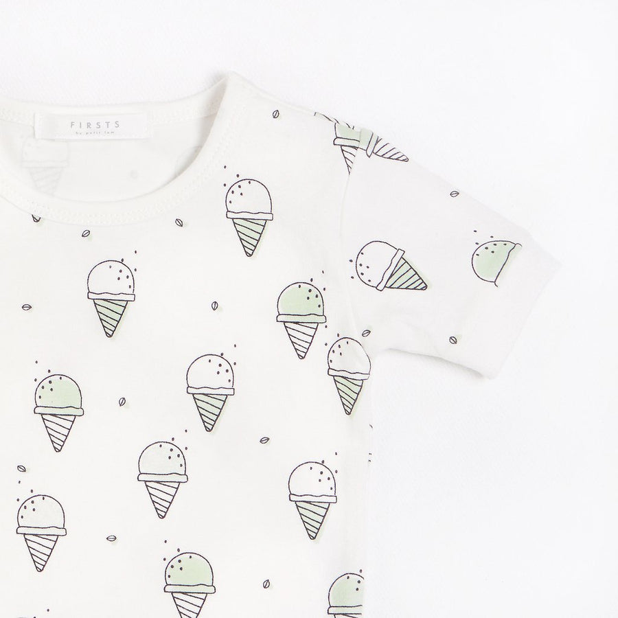 FIRSTS Gelato Sleep Set with Organic Cotton (2 pcs.)