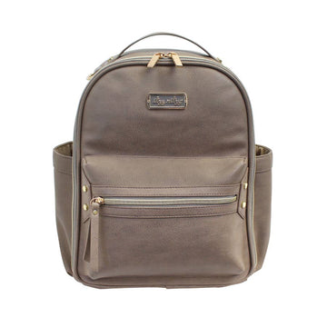 Taupe Itzy Mini™ Diaper Bag Backpack