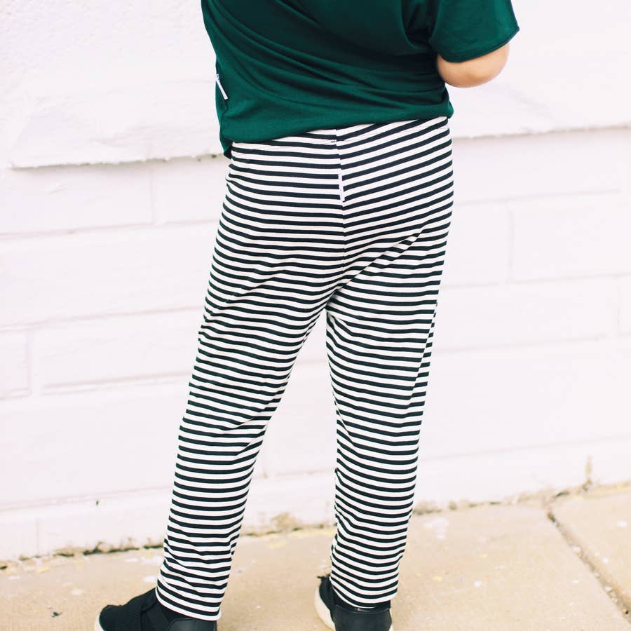 The Signature Legging -- Full Stripe