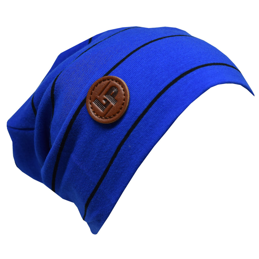 Boston v4.19 (Royal blue / Black) Beanie