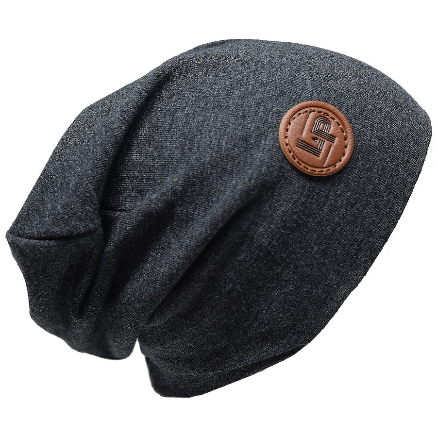 LP Apparel Beanie Charcoal