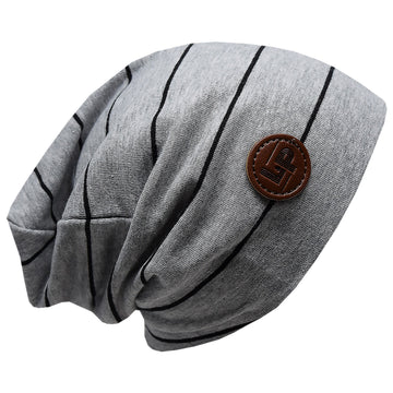 Boston v4.19 (Gray / Black) Beanie