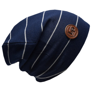 Boston v4.19 (Navy / Gray) Beanie