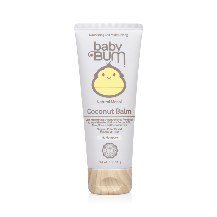 Baby Bum Natural Monoi Coconut Balm Tube