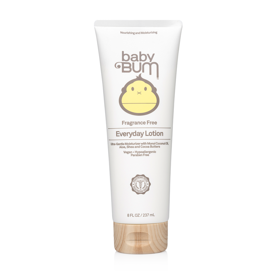 Baby Bum Everyday Lotion - 8 oz (Fragrance Free)