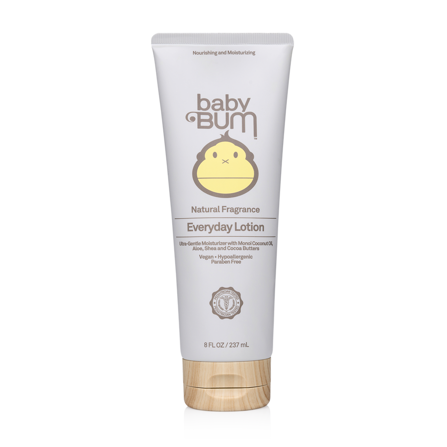 Baby Bum Everyday Lotion - 8 oz (Natural Fragrance)