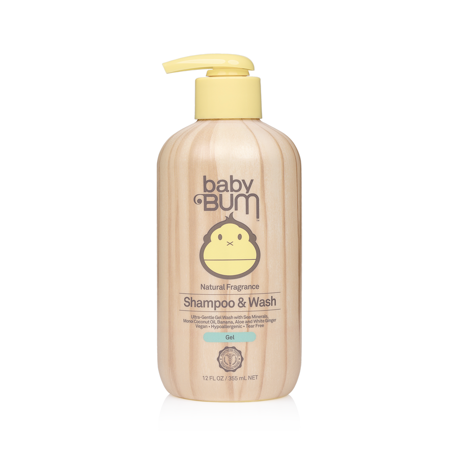 Baby Bum Gel Shampoo & Wash