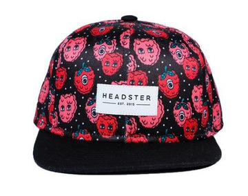 Headster Cap - Berry