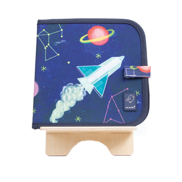 Color It & Go Erasable Book - Constellations