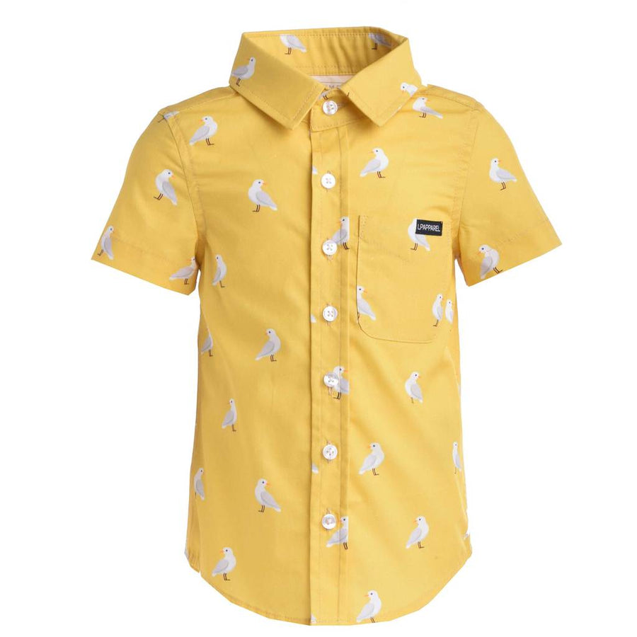 Casual shirt (Seagull Yellow)