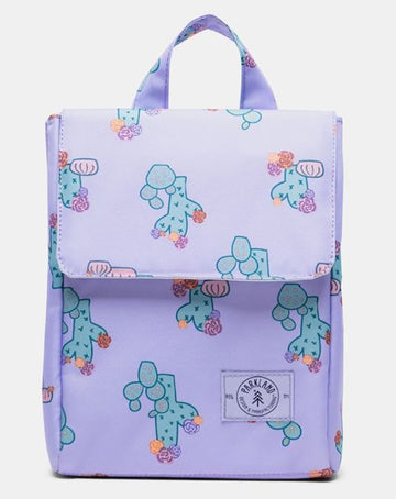 Cactus Flower Lunch Bag