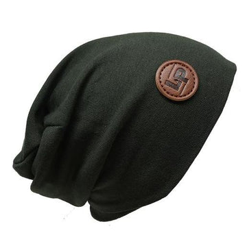 LP Apparel Beanie - Camo Green