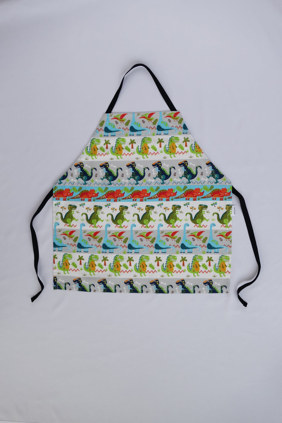 Little Worker Apron - Jurassic Journey
