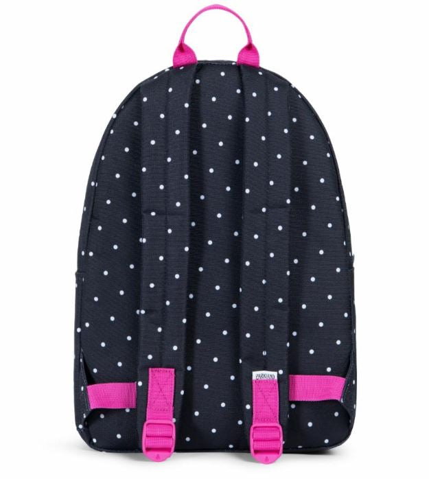 Parkland Backpack - Polka Dots