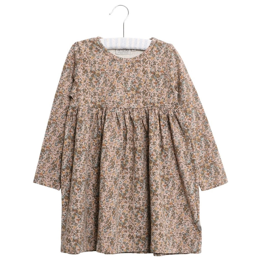 Dress Otilde Fawn Flowers