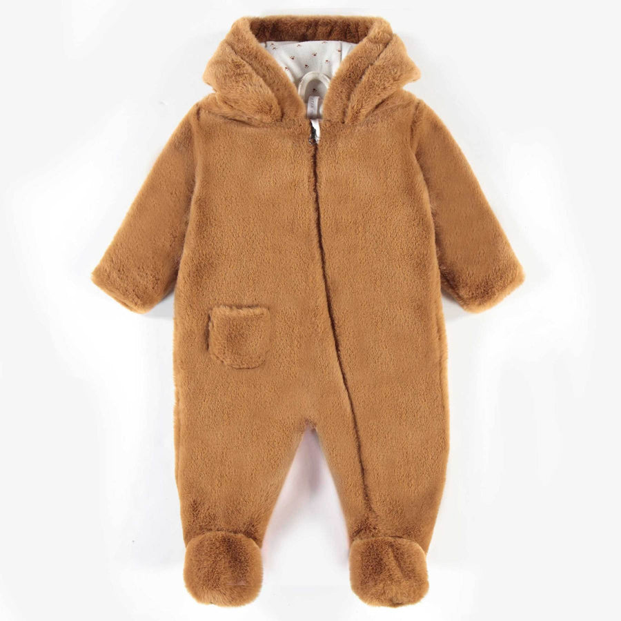 CARAMEL PLUSH ONE PIECE