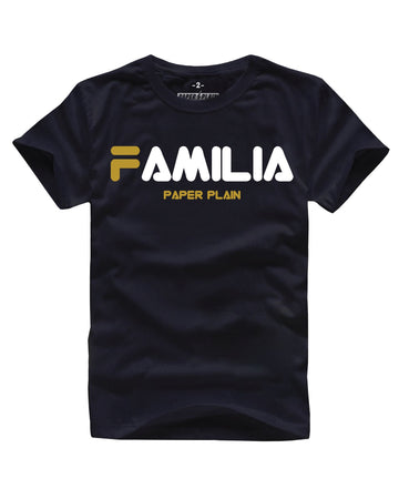 FAMILIA BLACK/GOLD FOIL