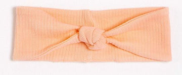FIRSTS Coral Headband with Organic Cotton