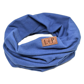 Infinity Scarf (blue mix)