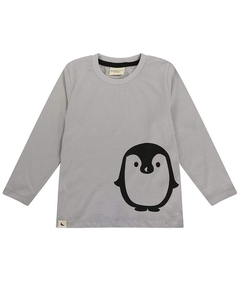 Penguin Placement Top