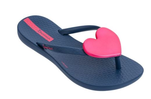 WAVE HEART KIDS FLIP FLOP