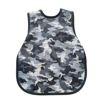 Heathered Camo Bapron