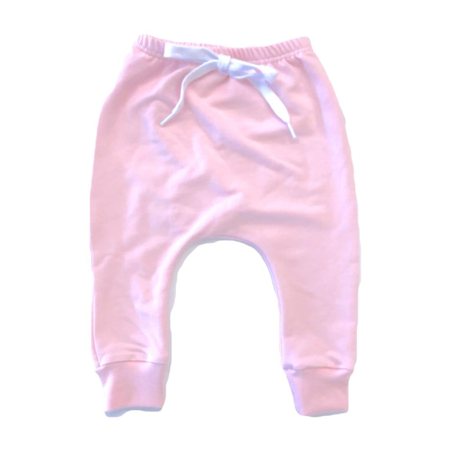 THE PINK TERRY JOGGERS
