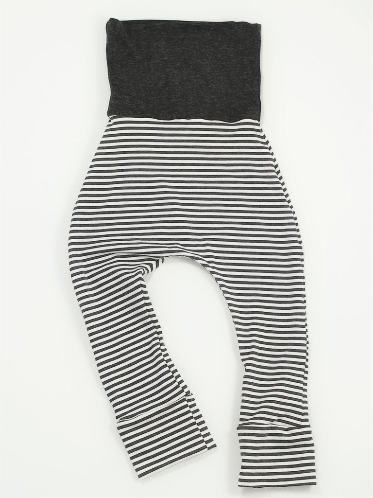 Dust Stripe Bamboo Skinnies