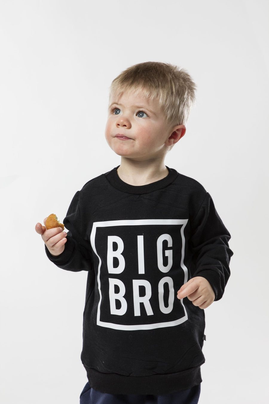 Big Bro Sweatshirt - Black