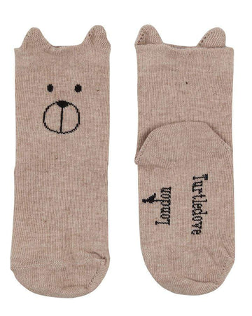 2Pk Cat/Dog Sock
