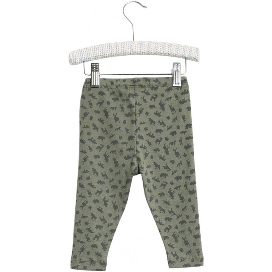 Jersey Pants Silas Agave Green