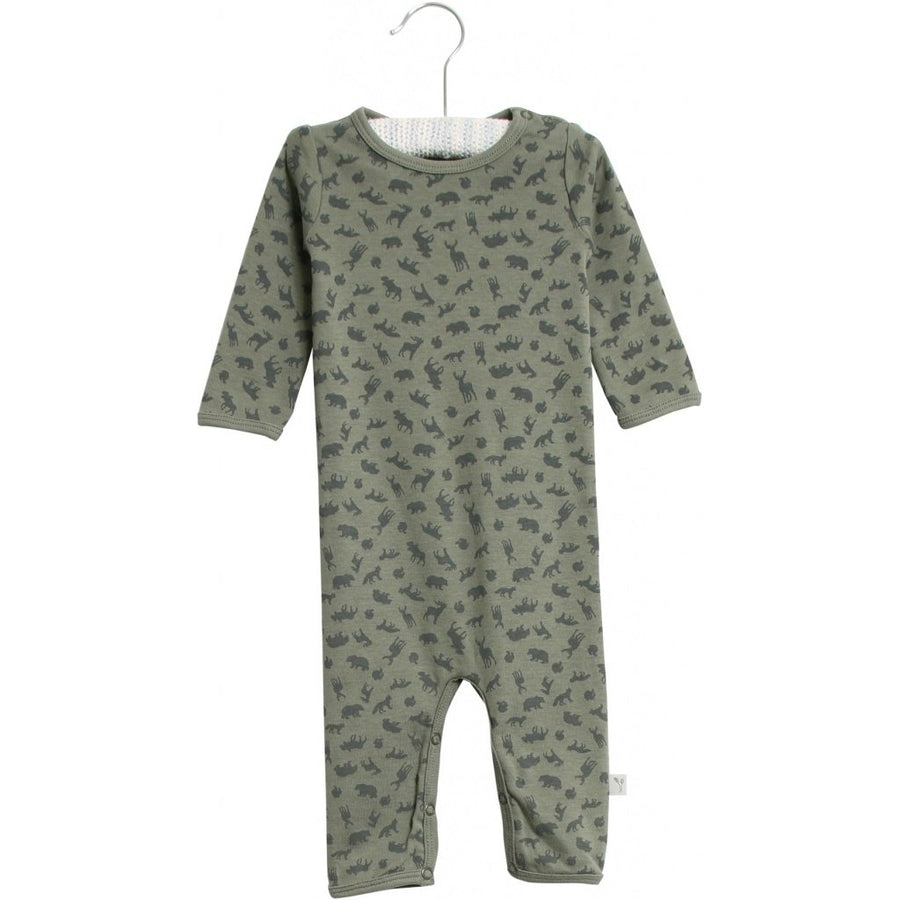 Jumpsuit Theis - Agave Green