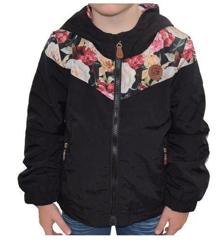 LP Apparel Floral Jacket
