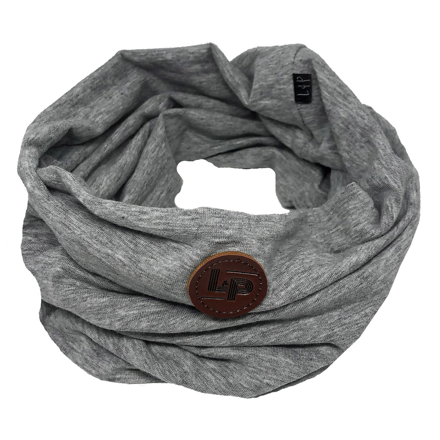 LP Apparel Scarf - Gray