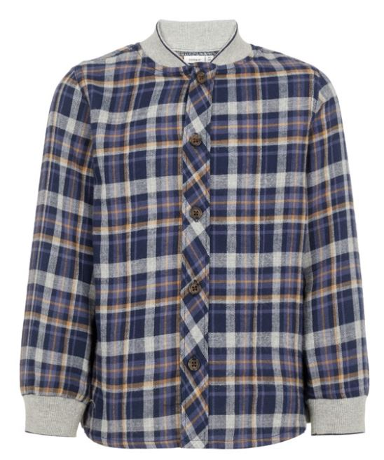 LS Button Down Shirt