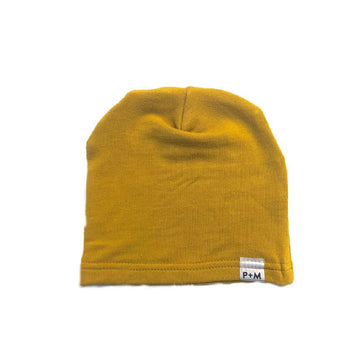 The Gold Beanie