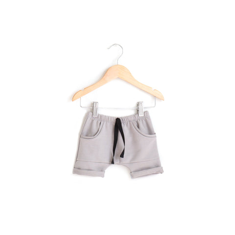 Short Pocket Jogger - Whisper