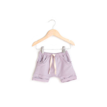 Short Pocket Jogger - Amethyst