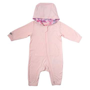 Organic Camoose Collection Jumpsuit: Pink