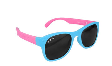 Fresh Prince(ss) Pink & Blue Sunglasses